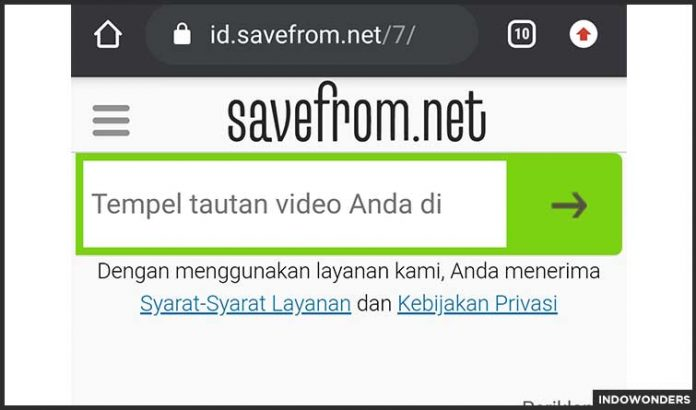 savefrom net cara download video instagram tanpa aplikasi di Android cara download video ig tanpa apk cara download video di instagram tanpa aplikasi di PC